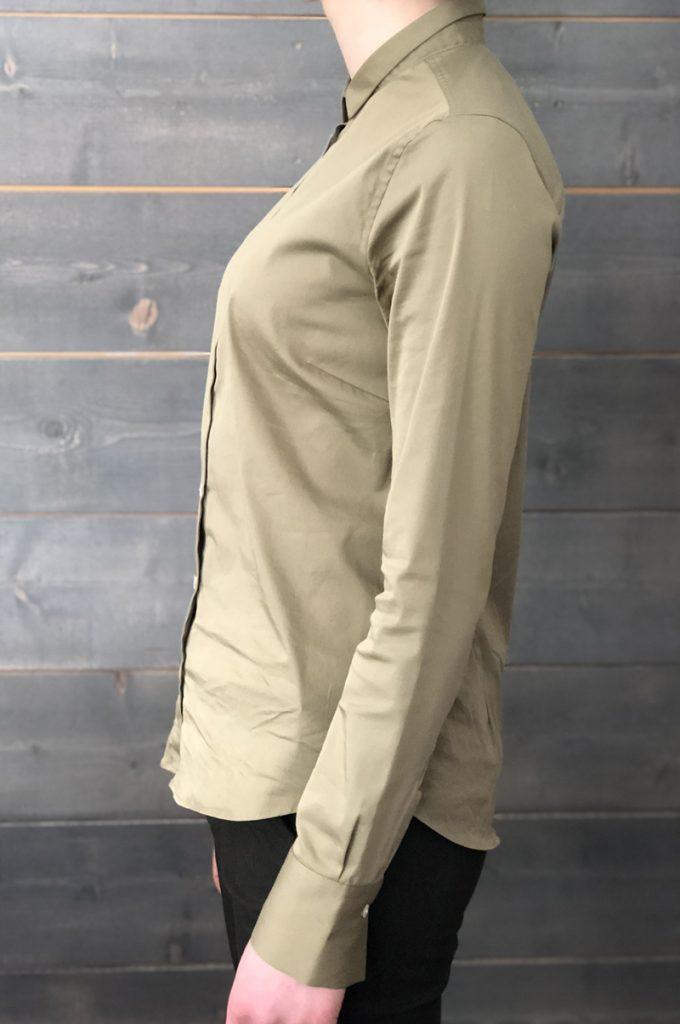 Mos Mosh Tilda Shirt Light Army 115260 2