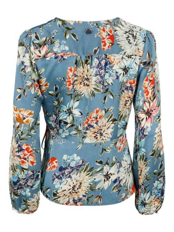 Haust Feminin Flower Blouse Multi 191841 2