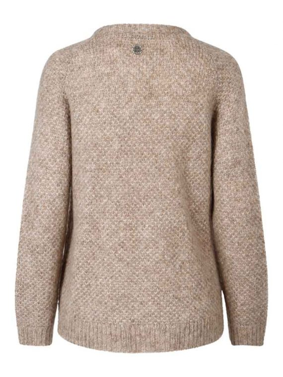 Haust Super Pullover Sand 191713 2