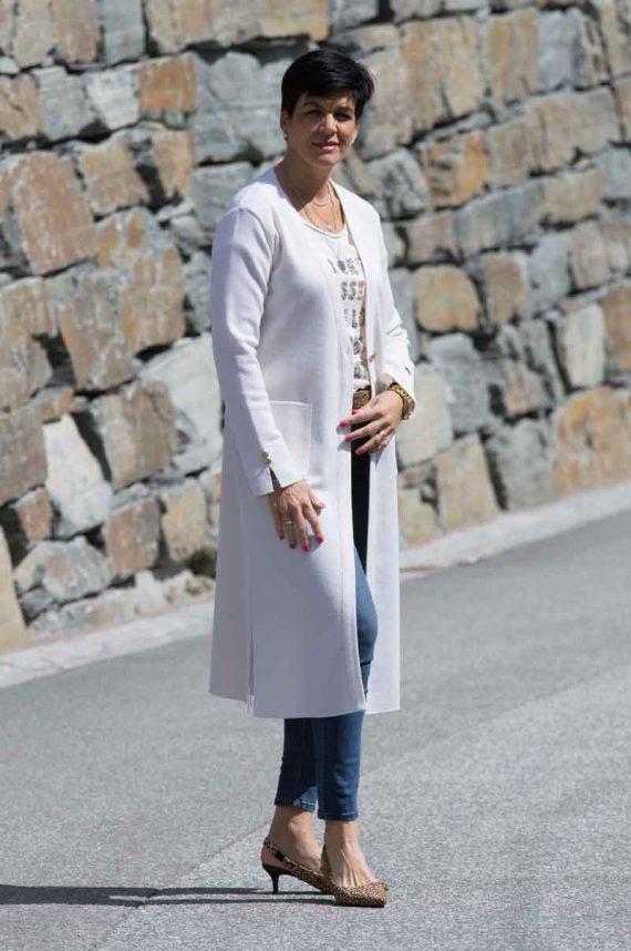 Busnel Ambon Coat Foam White 4