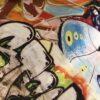 Birdie Butterfly World Grafitti