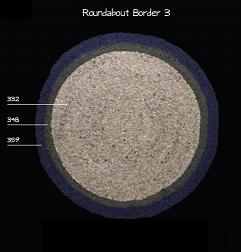 Roundabout Border 3