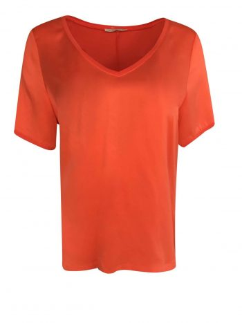 Amuse V- Neck Orange 4113