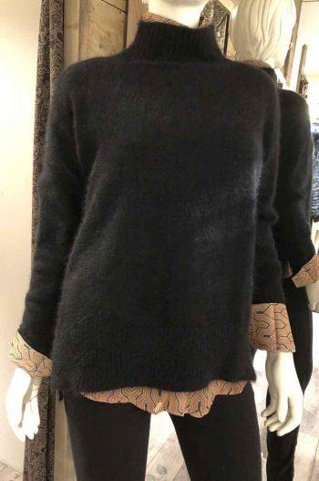 Ane Mone Pullover Black 816041