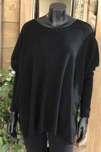 Ane Mone Pullover Black 816058