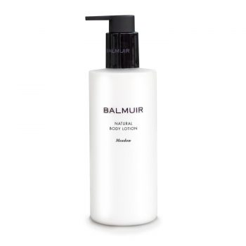 Balmuir Body lotion, MEADOW 300ml, ECOCERT Rose water, linseed and calendula extracts
