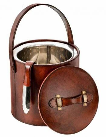Balmuir Winston ice bucket, cognac 145076370