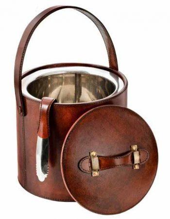 Balmuir Winston ice bucket, cognac 145076370