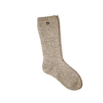 Balmuir Zermatt Cashmere Socks 36-38 Sand Melange