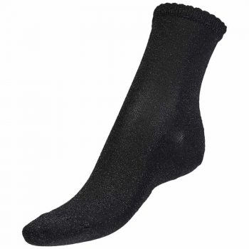 Bella Ballou Lurex Socks Midnight AW18-6770