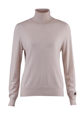 Busnel Alice Rollerneck Sweater Pearl