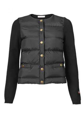 Busnel Inez Down Jacket Black