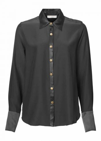 Busnel Lana Shirt Black
