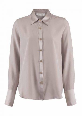 Busnel Lana Shirt Pearl