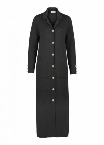 Busnel Magnolia Coat 30125 Black 28058CO