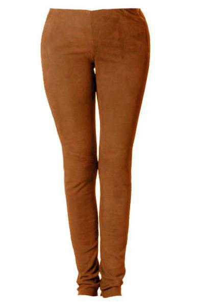 Butterfly Classic Strechable Leggings Camel 10481BF