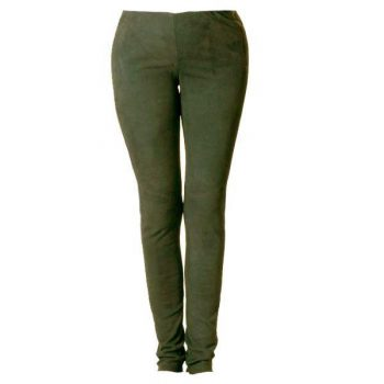Butterfly Classic Strechable Leggings Dark Green 10481BF