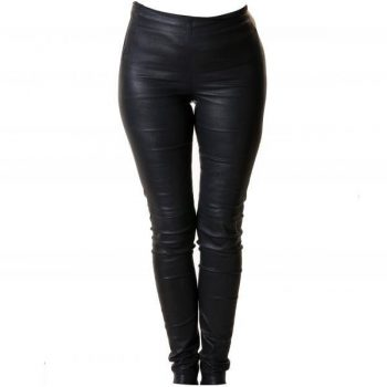 Butterfly Stretchable Leggings Black 10412BF
