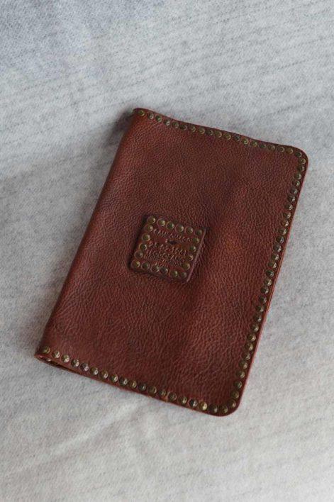 Campomaggi Hyttebok Cover CP0050-B VL 1702 cognac CA4942