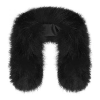 Cosy Concept Fur Collar Sort