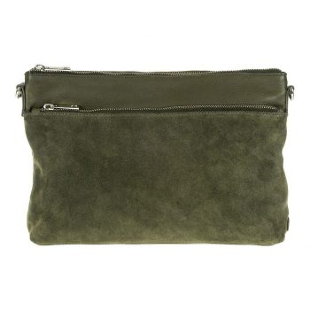 Depeche Cross Over Army Green 12786