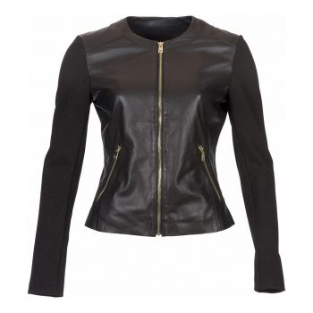 Depeche Jacket Black 50014