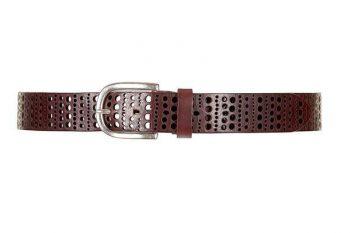 Depeche Jeans Belt Bourgogne B11876