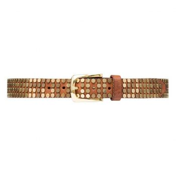 Depeche Jeans Belt Cognac 13978