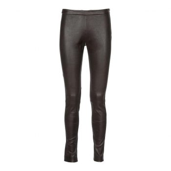 Depeche Plain Legging Brown 12040