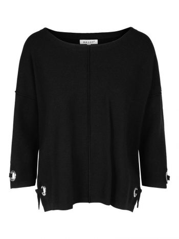 Haust Detailed Cuff Pullover 185-713