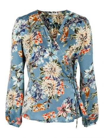 Haust Feminin Flower Blouse Multi 191841