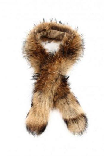 Haust Fur Collar Natural 145-903