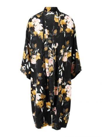 Haust Kimono Black 191350