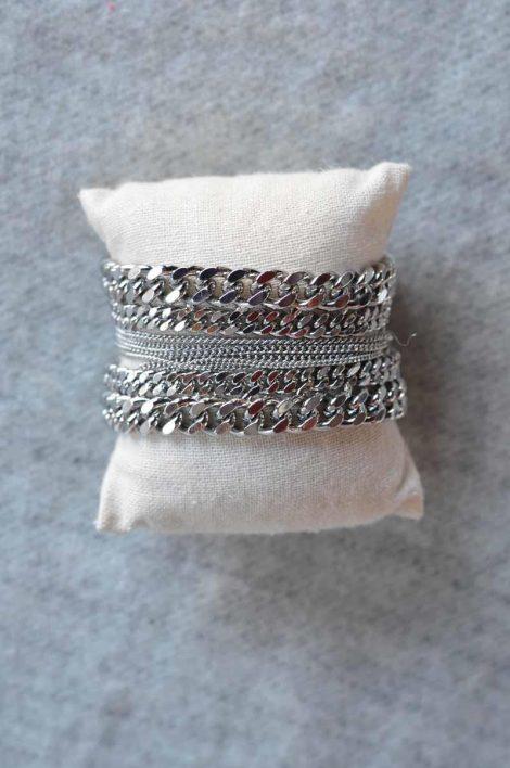 Hipanema Armbånd Agyness Silver Hipw17-030