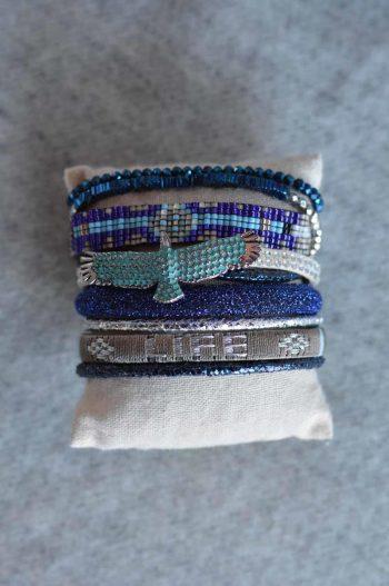 Hipanema Armbånd Bluelife HIPW15-010