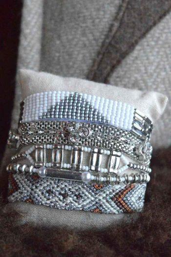 Hipanema Armbånd Pearl