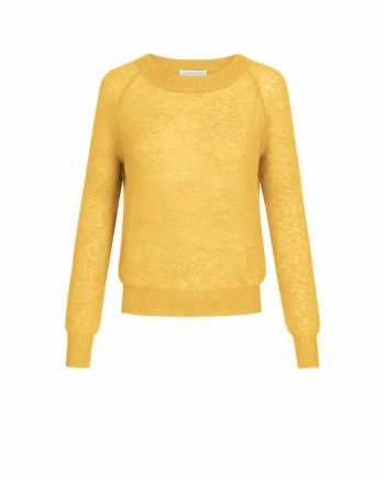 JohnnyLove Darla Alpacca/Mohair Yellow