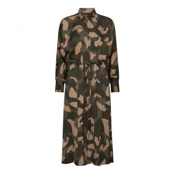 Karmamia Amelia Dress camouflage
