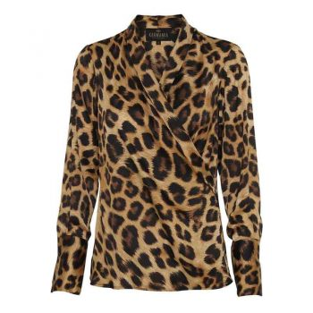 Karmamia Billie Shirt Leopard