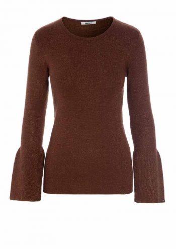 Katrin Uri Ritz roundneck Pullover copper 1830310