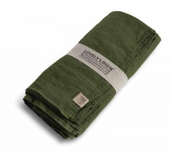 Lovely L Jeep Green Tablecloth 150x380 TCL0171B