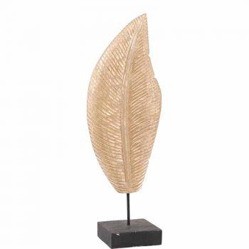 MG Skulptur Feather i Mangotre 624015