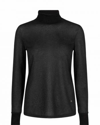 Mos Mosh Casio Roll-Neck Tee LS