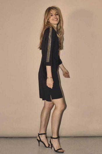 Mos Mosh Lipa Noir Dress Black