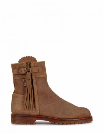 Penelope Chilvers Cropped Gaucho Tassel Boot