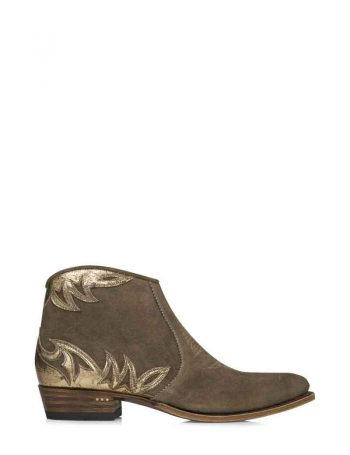 Penelope Chilvers Dunaway Suede Boot