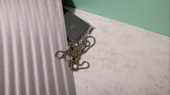 Phonie Cobra Silver (Iphone X/XS)
