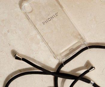 Phonie Jackson Black (Iphone 6+/7+/8+)