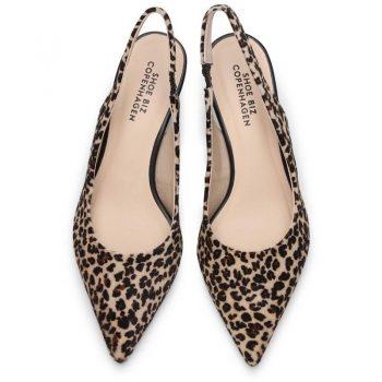 Shoe Biz Copenhagen Water Low Leo Leopard