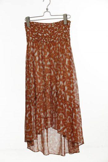 Sixtydays Icke Skirt 95 Jasmine Orange